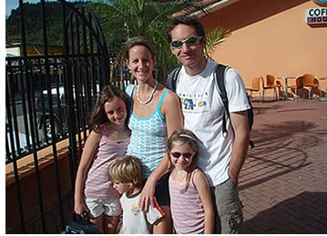 Family Language Vacation Program in Latin America