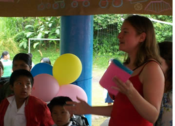 Learning Spanish and being a volunteer ensures a meaningful and rewarding trip in Latin America